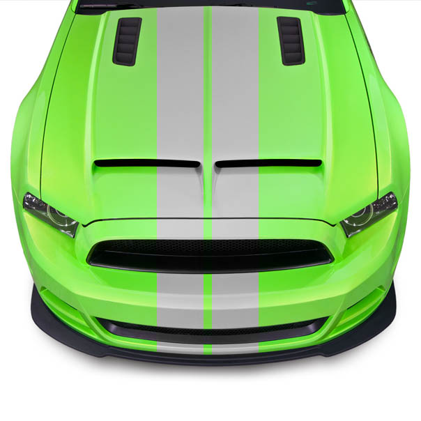 150mm VIPER RACING STRIPES - SELECT YOUR COLOUR