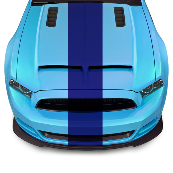 300mm VIPER RACING STRIPE - SELECT YOUR COLOUR