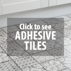 ADHESIVE FLOOR & WALL TILES