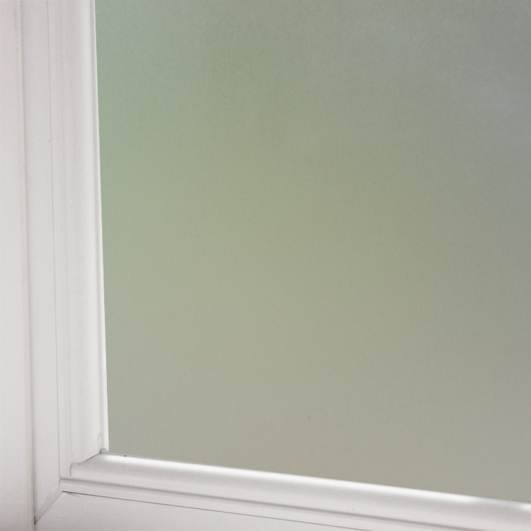 Dusted Premium Etch Glass Window Film - 7 year life