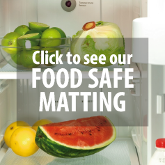 FOOD SAFE MATTING