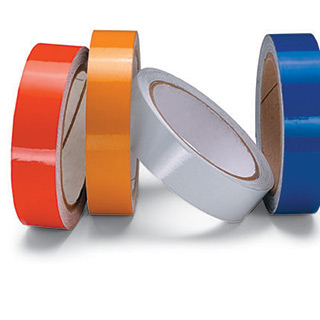 REFLECTIVE HI VIS TAPE 50/100 mm - Engineering Grade